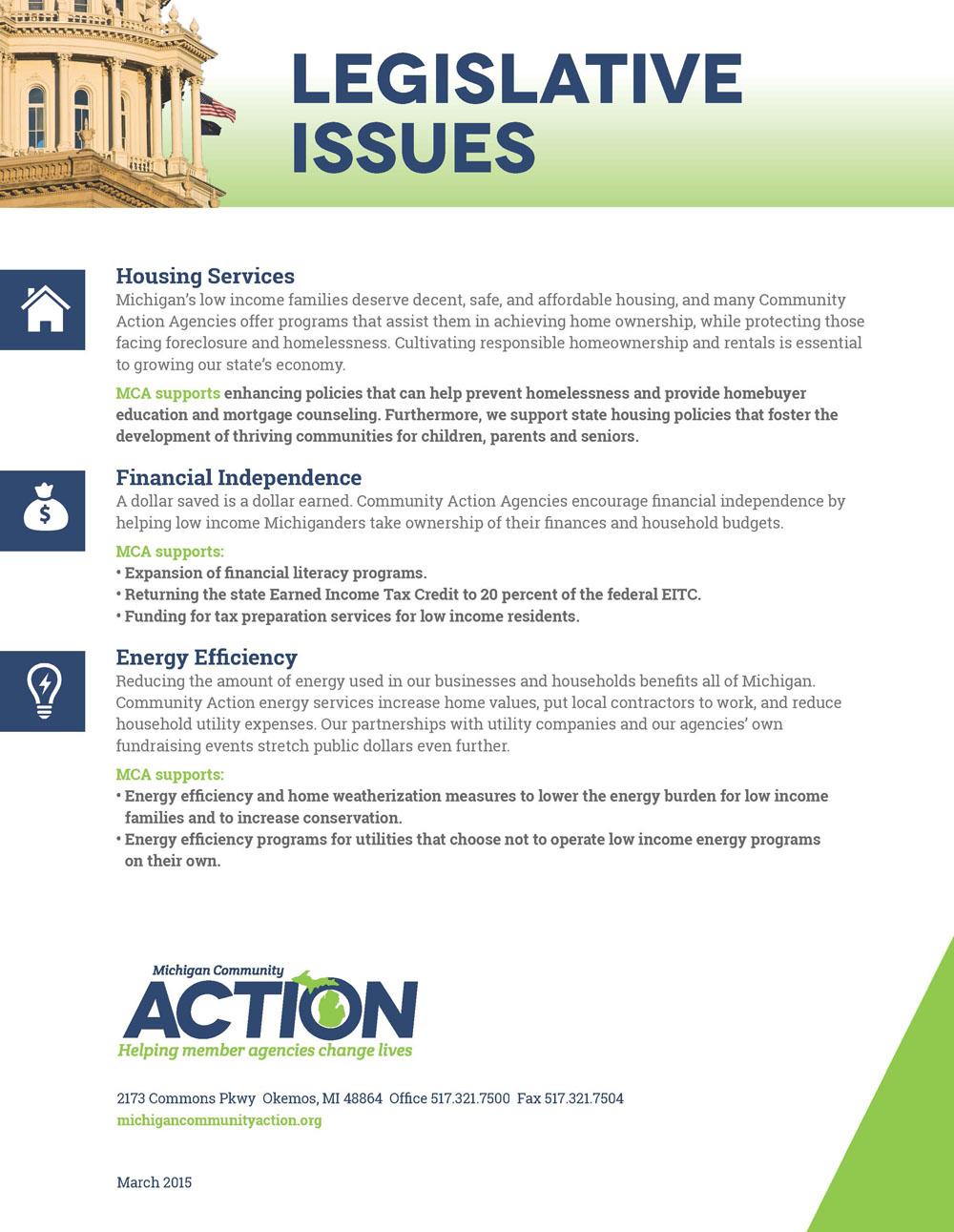 Advocacy & Government Affairs