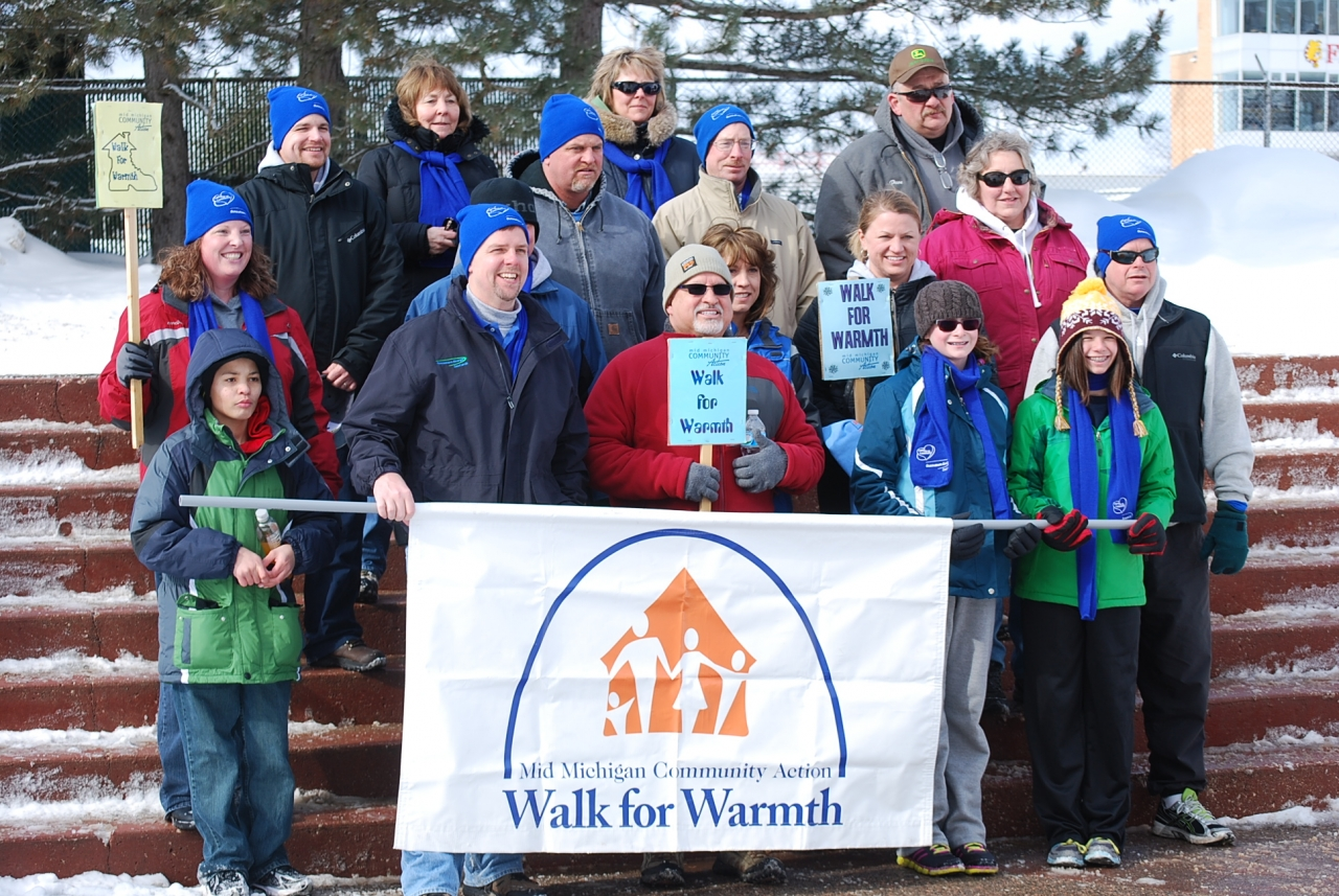 Walk for Warmth Group